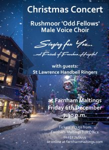Singing For You and Friends of Farnham Hospital @ Farnham Maltings