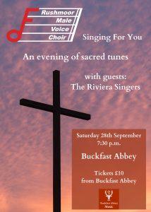 Buckfast Abbey Concert @ Buckfast Abbey