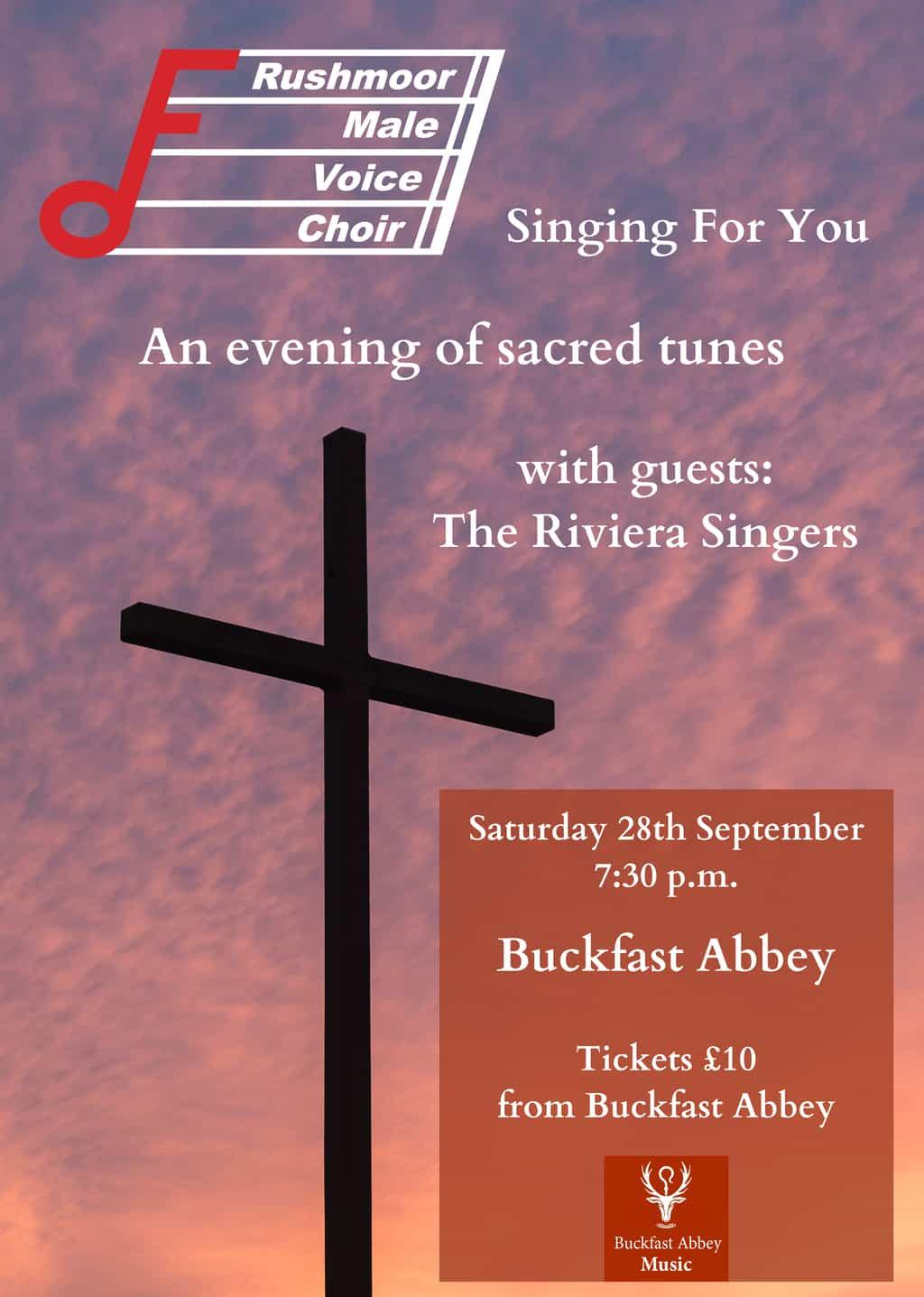 Buckfast Abbey Concert