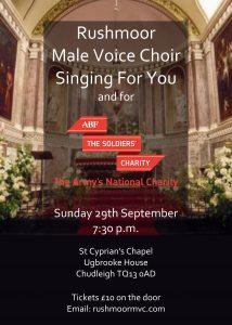 St. Cyprian's Chapel Concert @ St Cyprian's Chapel