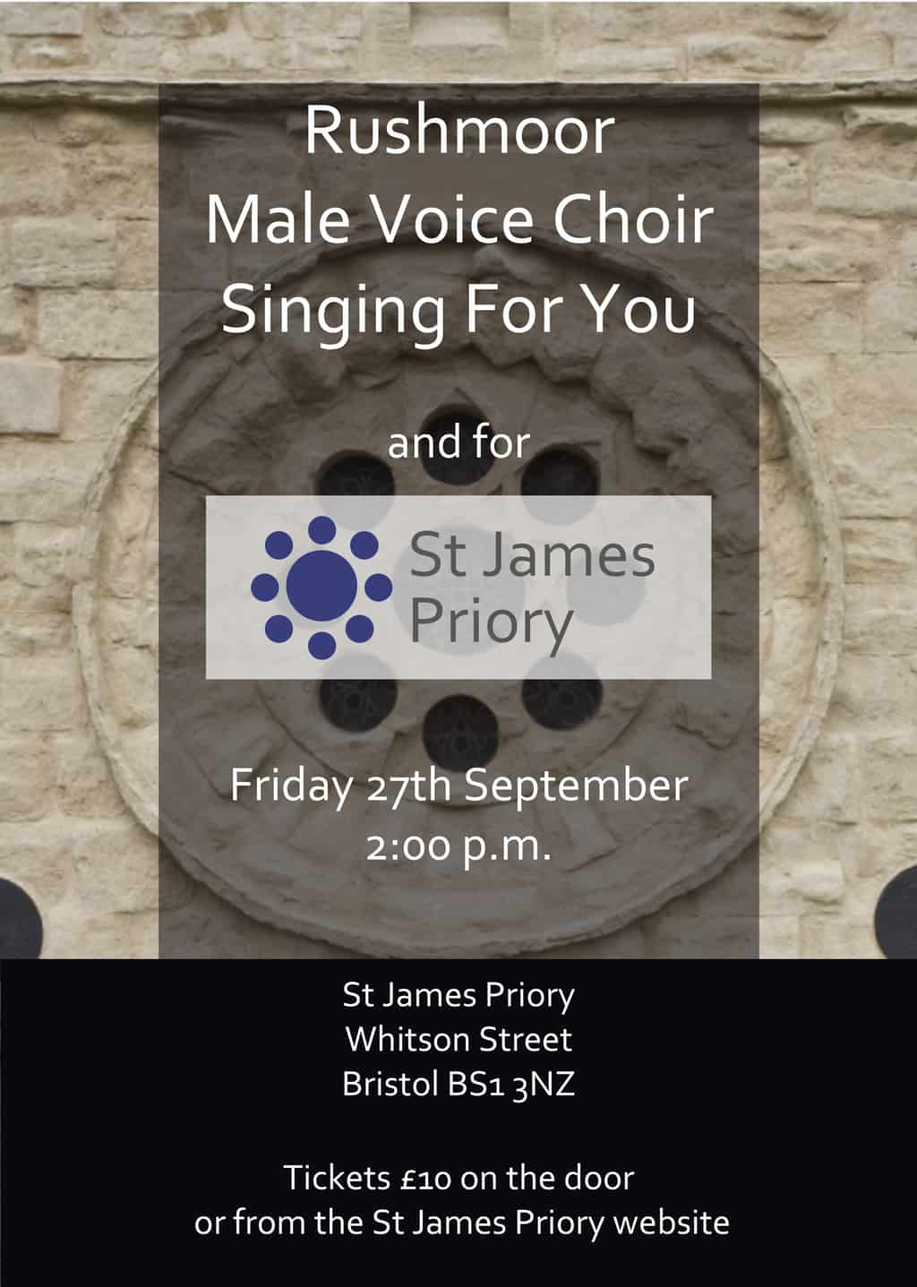 St. James Priory Afternoon Concert