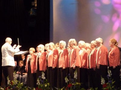 Singing For You concert in aid of Hampshire & Isle of Wight Air Ambulance