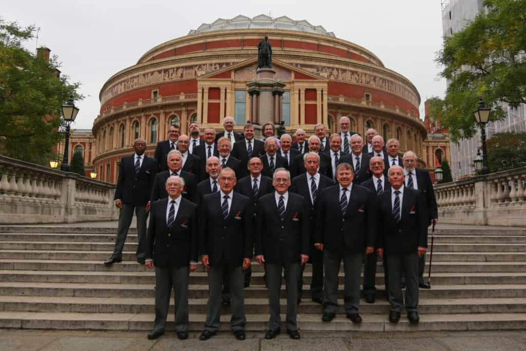 Odds Perform Again at The Royal Albert Hall
