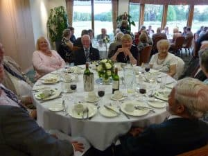 60th Anniversary Dinner @ North Hants Golf Club